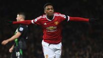 Sức sống Anthony Martial