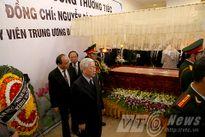 Nhìn lại những lời tiếc thương dành cho ông Nguyễn Bá Thanh