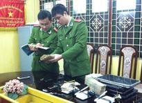 Triệt phá đường dây cá độ hàng trăm tỷ đồng ở Nam Định