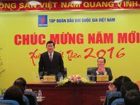 Chủ tịch nước: Kết quả sản xuất của PVN giúp ổn định kinh tế vĩ mô