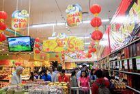 Thị trường TP Hồ Chí Minh: 'Chạy đua' ngày áp Tết