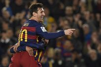 Lập hattrick, Lionel Messi đạt cột mốc 500 bàn thắng