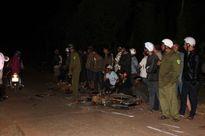 Đắk Lắk: Xe máy đấu đầu, 2 người tử vong tại chỗ
