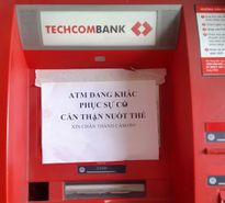 Nỗi lo muôn thuở mang tên tiền lẻ, ATM trong dịp Tết