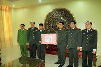Thứ trưởng Bùi Văn Nam kiểm tra công tác đảm bảo ANTT trước Tết Nguyên đán tại Ninh Bình, Nam Định, Hà Nam