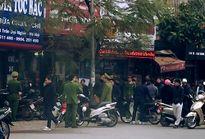 Nghi án cướp ngân hàng giữa ban ngày tại Hà Nội