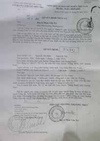 Quảng Nam: Bắt khẩn cấp đối tượng truy nã ngày giáp Tết