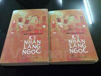 Nhà văn Trần Thanh Cảnh: Sẽ viết tiếp câu chuyện về làng Ngọc