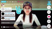 Sao Việt rủ nhau trò chuyện cùng fan bằng video