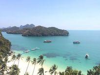 """Koh Samui - """"Thiên đường nguyên sơ"""" ở Thái Lan"""