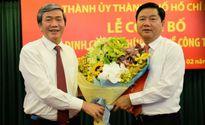 Ông Đinh La Thăng giữ chức Bí thư Thành ủy TP. Hồ Chí Minh