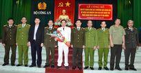 Đại tá Trần Đình Liên được bổ nhiệm giữ chức Phó Giám đốc CATP Đà Nẵng