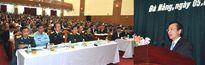 Đà Nẵng triển khai công tác bầu cử đại biểu Quốc hội khóa XIV và đại biểu HĐND các cấp nhiệm kỳ 2016-2021