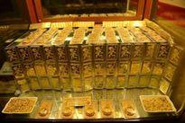 Giá vàng tăng vọt ngày cận Tết