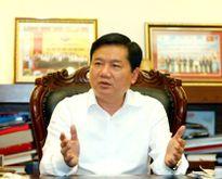 Bộ trưởng Đinh La Thăng nhậm chức Bí thư Thành ủy TPHCM