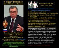 """E. Primakov - Người giúp Nga chấm dứt """"Kỷ nguyên ngây thơ"""""""