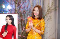 Hoa hậu Kỳ Duyên 'xuống tóc' để mong năm mới may mắn hơn