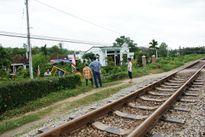 Lao vào đường tàu cứu người, một thanh niên 19 tuổi hi sinh