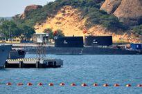 Cận cảnh Kilo 186 - Đà Nẵng nhập đội hình tàu ngầm Việt Nam