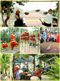 Công viên nước Hồ Tây (Hà Nội) giảm 30% giá vé trong dịp Tết Nguyên đán 2016