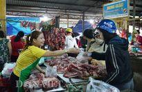 """Đà Nẵng: Cận Tết, giá thực phẩm """"nhảy múa"""" từng ngày"""