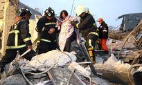 Đài Loan: Động đất mạnh 6,4 độ, 3 người chết và hàng chục người bị mắc kẹt