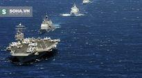 Cách Mỹ biến Ấn Độ thành cường quốc tàu sân bay châu Á