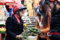 Chợ miền núi ngày Tết - nơi trưng bày sản vật
