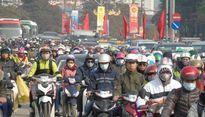 Ùn tắc kéo dài tại các tuyến đường cửa ngõ Thủ đô