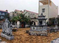 Mê Linh: Xã bị kiện vì phá dỡ mộ tổ dòng họ