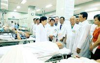 TP HCM: Các bệnh viện sẵn sàng cho công tác cấp cứu dịp Tết