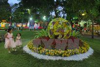 TP Hồ Chí Minh hân hoan chào đón Năm mới Bính Thân 2016