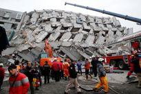 Có người Việt gặp nạn trong trận động đất ở Đài Loan