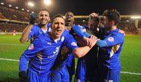 Leicester City: Đã thấy hình bóng quân vương