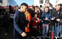 TRỰC TIẾP Bournemouth - Arsenal: Theo đuổi cuộc đua vô địch