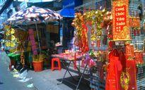 Dạo chợ Sài Gòn trưa 29 Tết