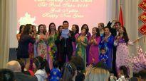 Thế giới chúc mừng Xuân Bính Thân cùng người Việt