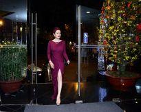Á hậu Doanh nhân Phương Lê đẹp kiêu kỳ tham dự sự kiện cuối năm