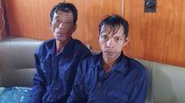 Cứu sống 2 ngư dân bị chìm ghe trên biển ngày 30 Tết