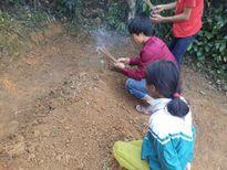 'Đón tổ tiên về ăn tết': Phong tục đẹp của người miền núi xứ Thanh