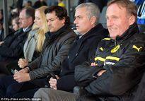 Lộ diện mục tiêu đầu tiên của Mourinho ở MU