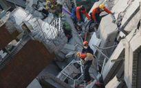Giải cứu công dân Việt mắc kẹt sau động đất Đài Loan