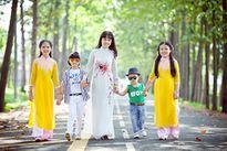 Ngày Tết thú vị ở gia đình bà mẹ 4 con Đồng Nai