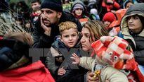 Bản tin 14H: 1 triệu người tị nạn 'xâm lược' Châu Âu năm 2016