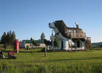 Nhà nghỉ hình chó, hình ủng: 1001 mẫu nhà nghỉ kỳ quặc nhất