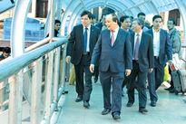 Phó thủ tướng Nguyễn Xuân Phúc: Chung tay xây dựng văn hóa giao thông