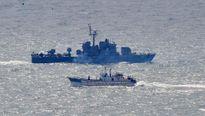 Hàn Quốc khai hỏa bắn tàu tuần tra Triều Tiên