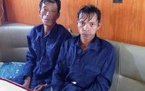 2 ngư dân gặp nạn trên biển được đưa về đất liền trước giao thừa