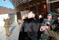 Anh triệu Đại sứ Triều Tiên để phản đối vụ phóng tên lửa