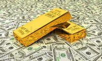 Đầu năm mới, giá vàng biến động đột ngột... USD tăng mạnh